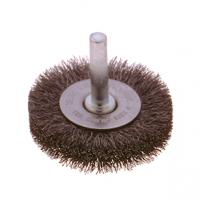 Round wire brush