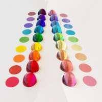 Coloured Resin