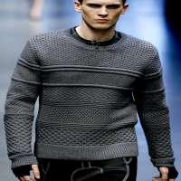 Men Knitted Wear