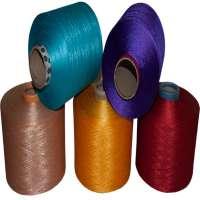 Textured Polyester Threads