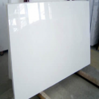 Crystal White Glass