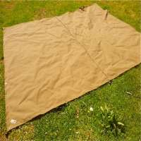 Canvas Tarp