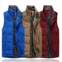 Mens Sleeveless Jackets