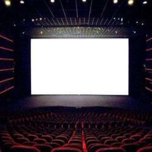 Cinema Screen Frame