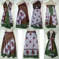 Multi Wear Wrap Skirts