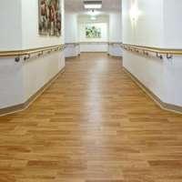 Wooden False Flooring