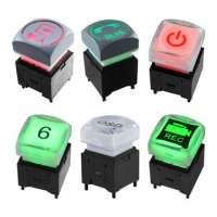 Lighted Pushbutton Switches