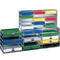 Slide Storage Rack