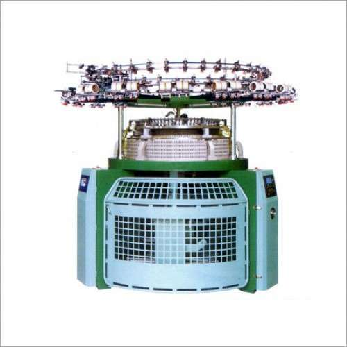Jacquard Knitting Machine