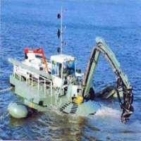 Amphibious Dredger