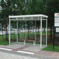 Bus Shelter Glass