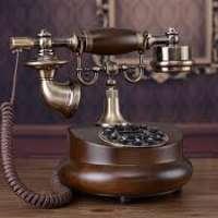Metal Antique Telephone