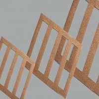 Rubber Cork Frame