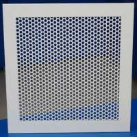 Stainless Steel Perforated Grill