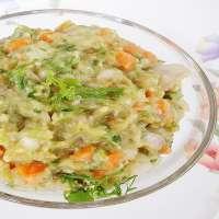 Vegetable chutney