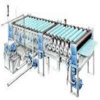 Fabric Mercerizing Machine