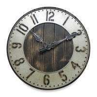 Steel Wall Clocks