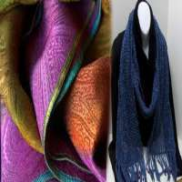 Rayon Scarves