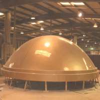 Fibre Glass Domes
