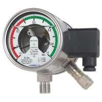 Electrical Contact Pressure Gauge