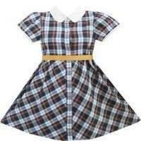 School Uniform Frock