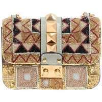 Beaded Leather Bags
