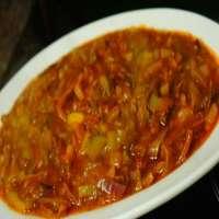 Vegetable sauce