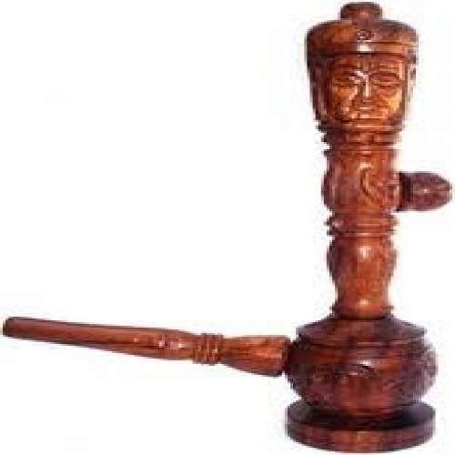 Wooden Hookah