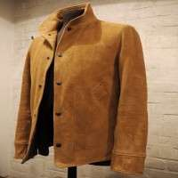 Mens Suede Jacket