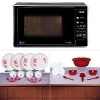 Microwave Oven Set