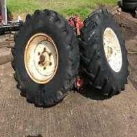 Harvester Wheels