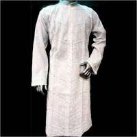 Men Chikan Kurta