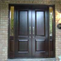 Entrance Steel Door