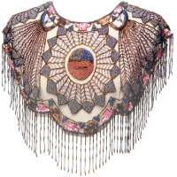 Beaded Shawls