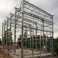 Steel Structure Frame