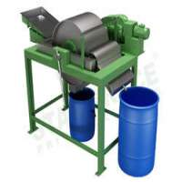 Wet Drum Magnetic Separator