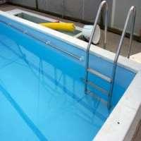 Swimming Pool Grab Rails