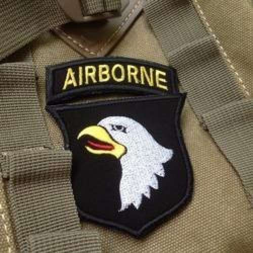 Shoulder Badge