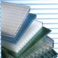Twinwall polycarbonate sheet