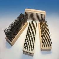 Industrial wire brushes