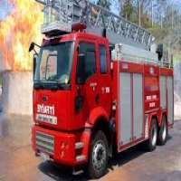 Fire Fighting Truck