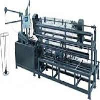 Automatic Chain Link Fencing Machine