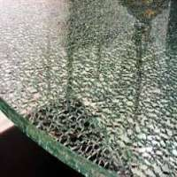 Crackle Glass