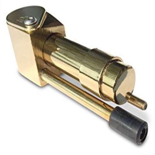 Brass Smoking Pipe