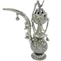 Silver Hookah