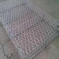 Hexagonal Wire Netting Boxes