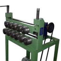 Flat Straightening Machine