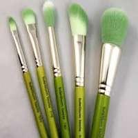 Natural Makeup Brushes