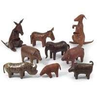 Leather Animals