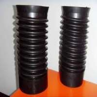 Corrugated Rubber Tube